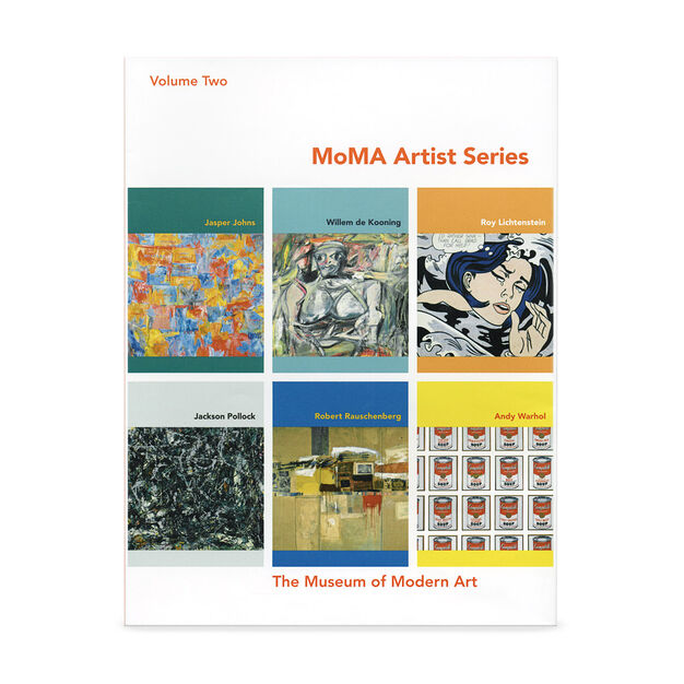 MoMA Artist Series Boxed Set  Volume Two in color
