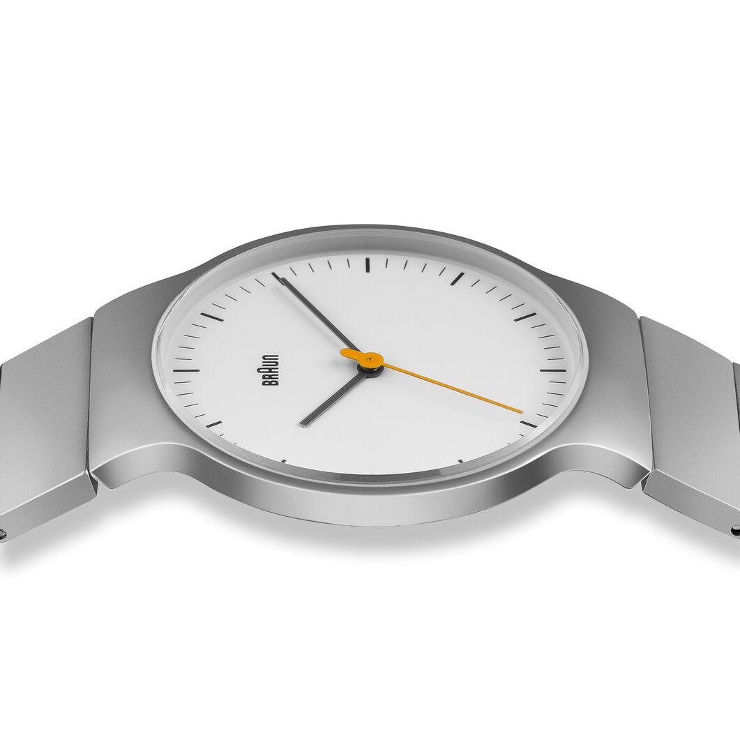 Braun Slim Quartz Watch in color