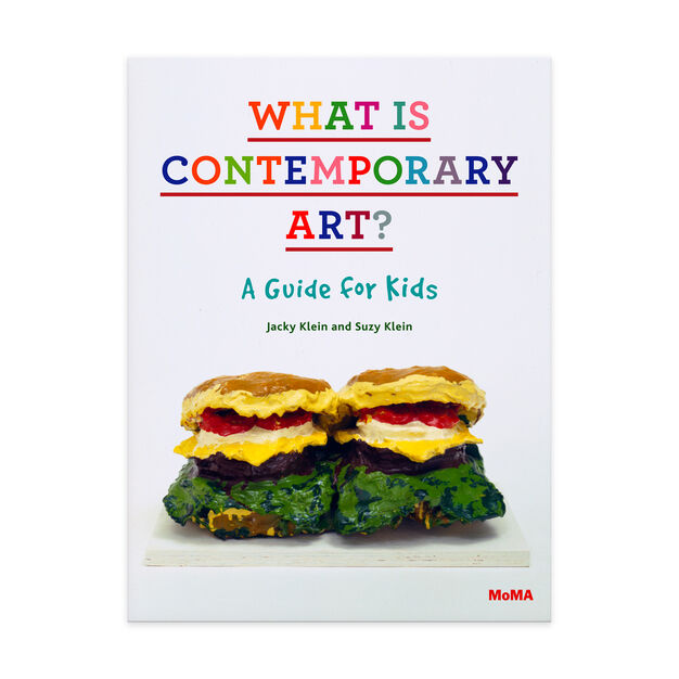 What is Contemporary Art? A Guide for Kids in color