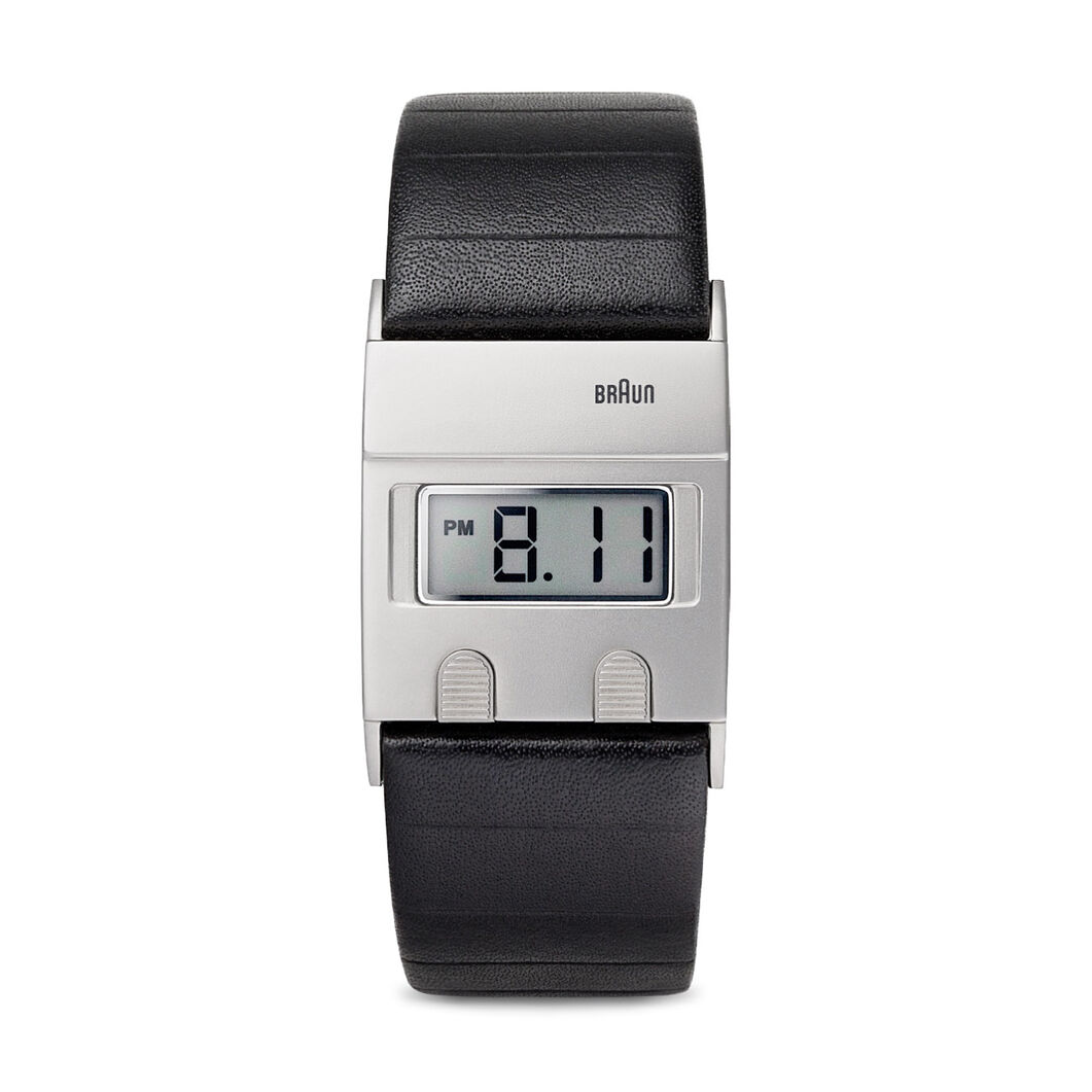 Braun-Digital Watch in color