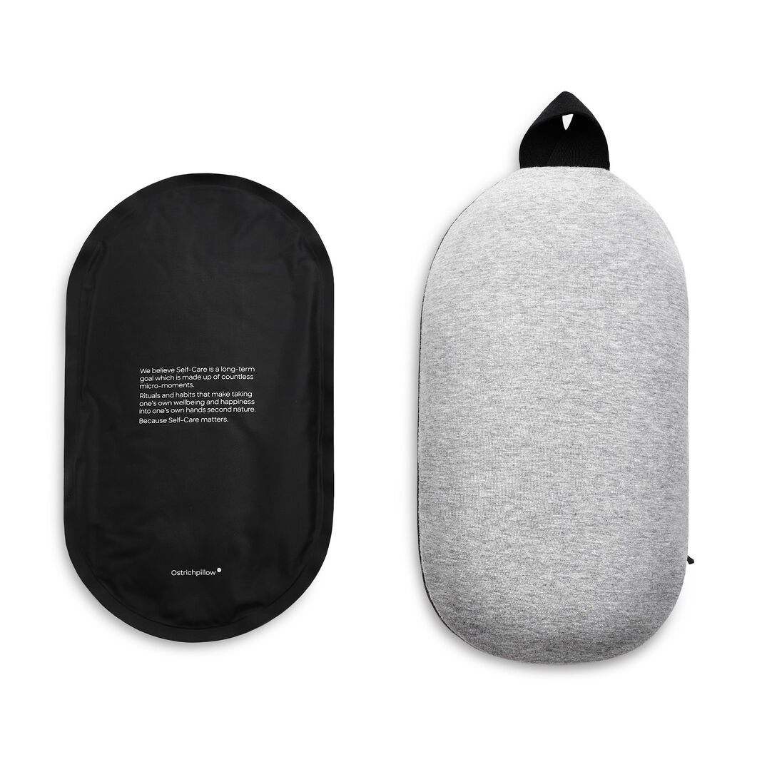 Ostrichpillow Heatbag Pillow in color