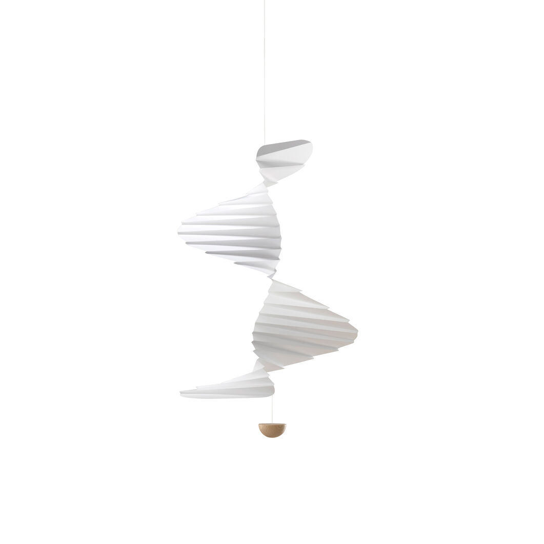 Airflow Flensted Mobiles in color White/ Beech