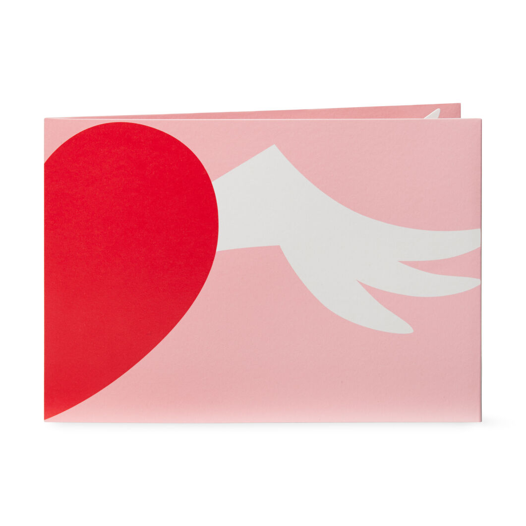 Eye Love You Pop-Up Note Cards in color