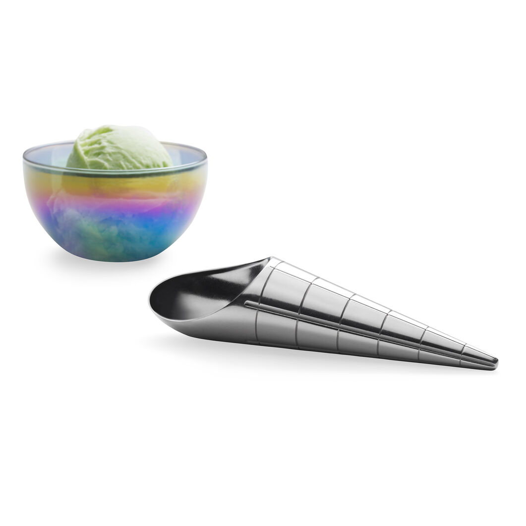 Dip Ice Cream Scoop in color