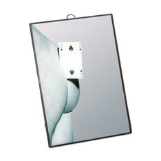 Seletti Wears Toiletpaper: Two of Spades Mirror in color