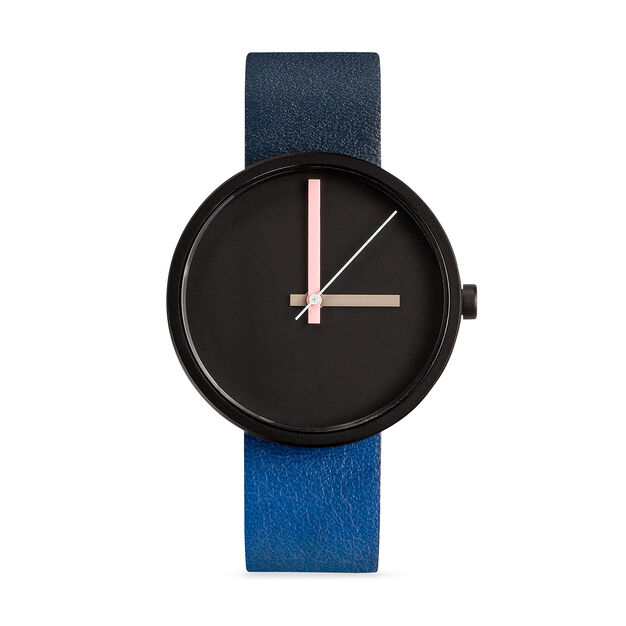 Multi Watch - Midnight in color Black