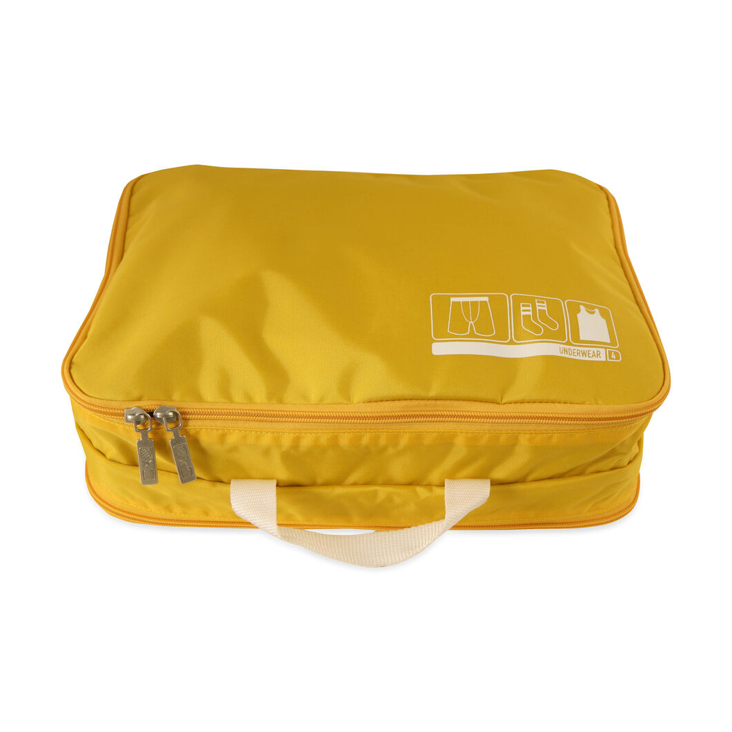 Spacepak Compression Packing Bags - Undergarments in color