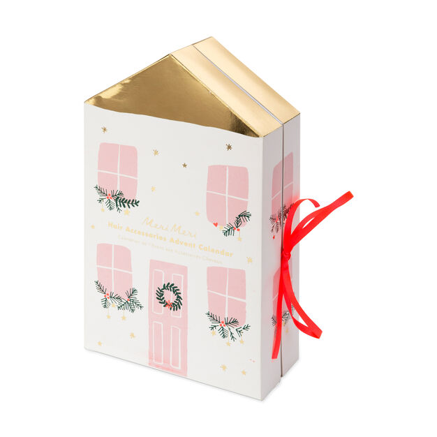 Hair Accessories Advent Calendar in color