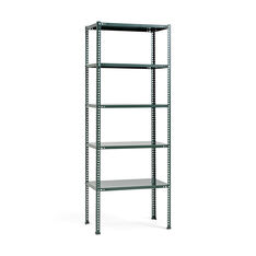 HAY Shelving Unit in color Dark Green