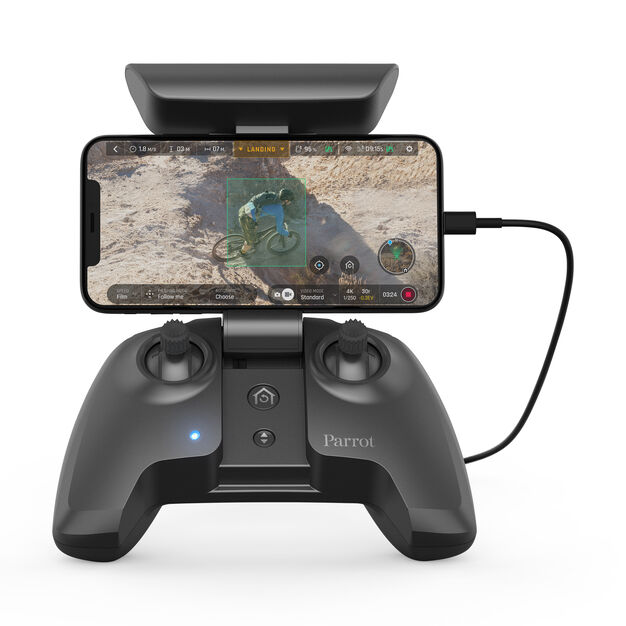 Parrot Anafi Drone in color