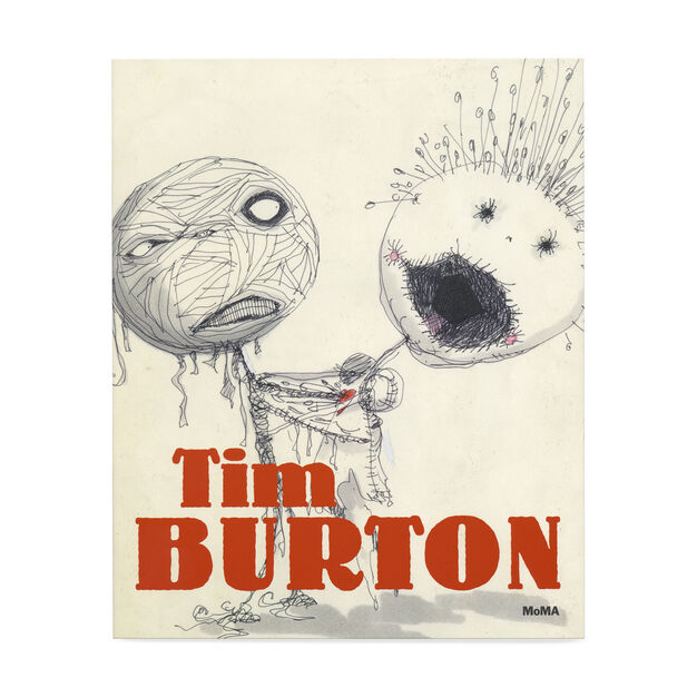 Tim Burton (PB) in color