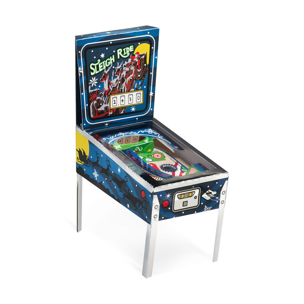 Pinball Holiday Holiday Cards (Box of 8) in color