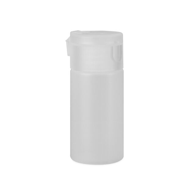 MUJI Bottle with Snap Cap  1 oz. in color