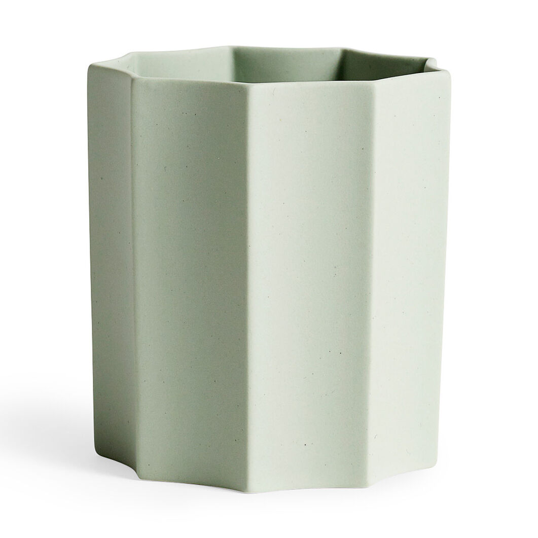 HAY Iris Pen Holder, Green | MoMA Design Store | MoMA Design Store
