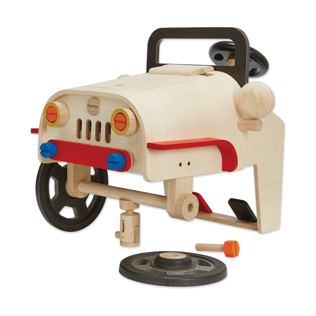 Motor Mechanic Toy in color