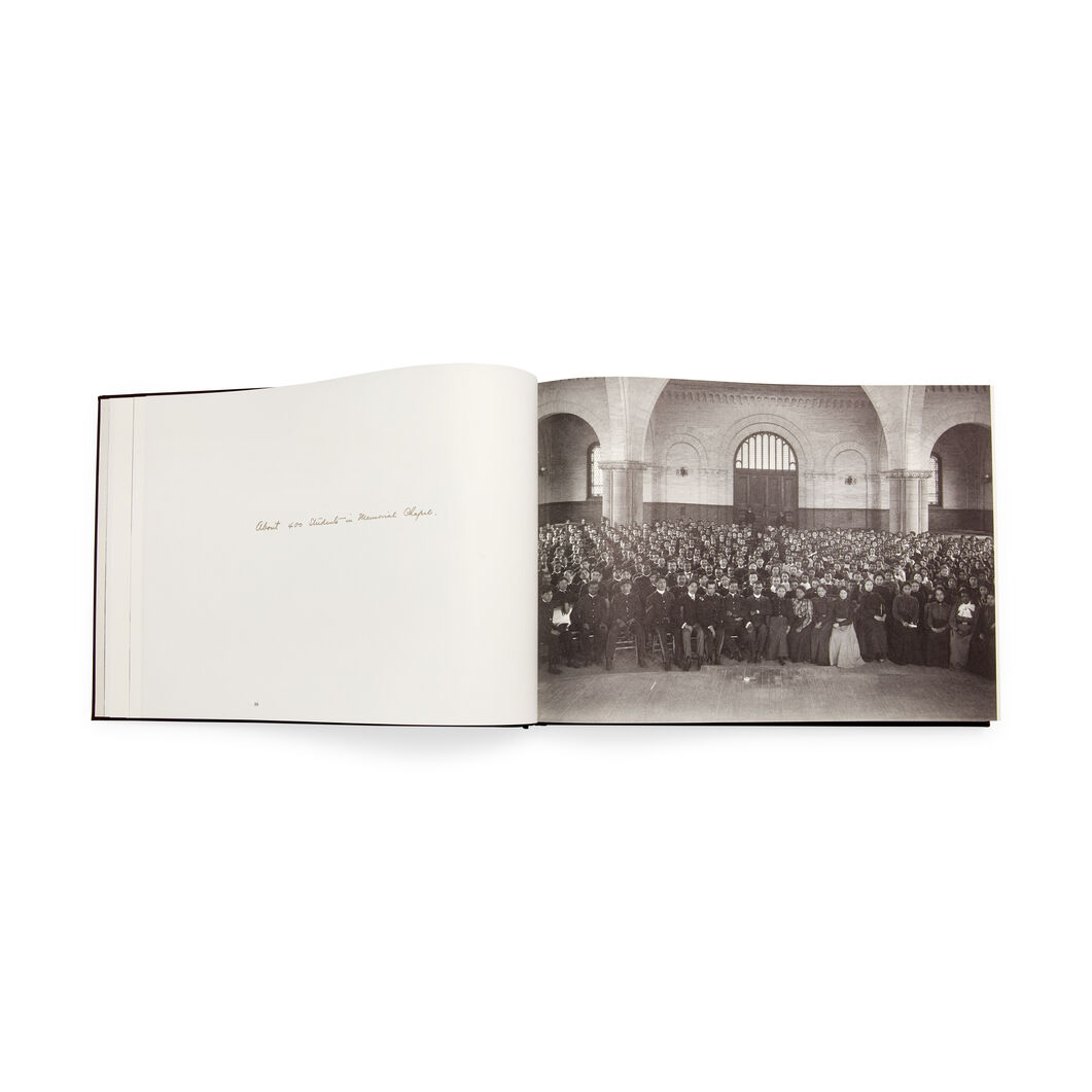 Frances Benjamin Johnston: The Hampton Album (Deluxe Edition) - Hardcover in color