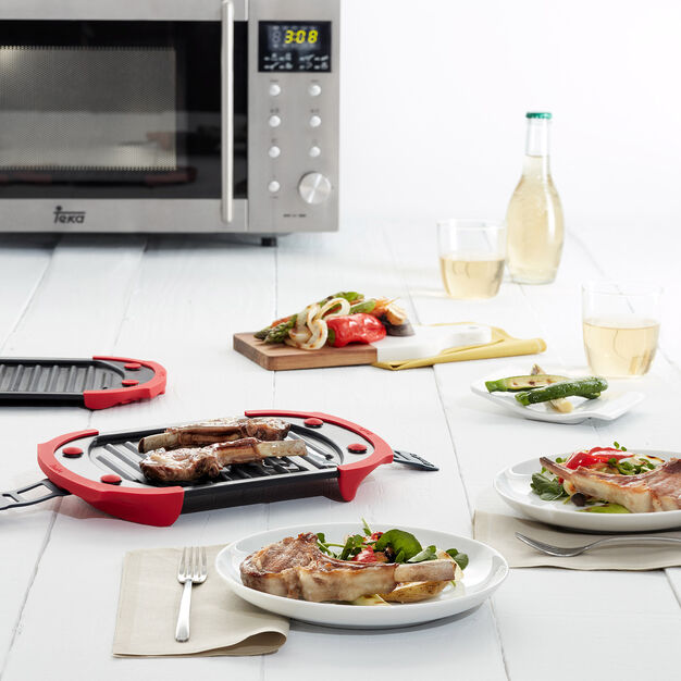 Microwave Grill in color