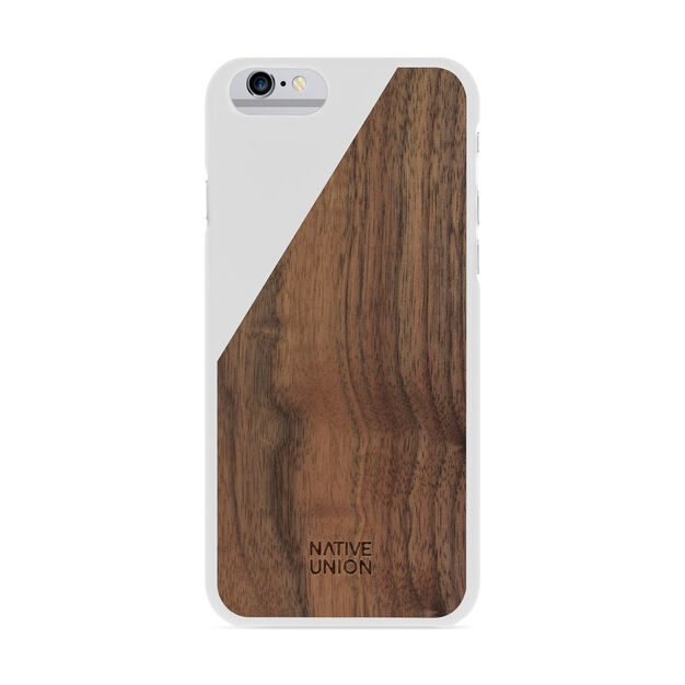 Color Block iPhone 6 Case White in color