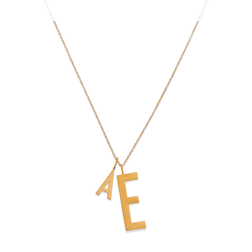 Arne Jacobsen Necklace Chain in color Gold