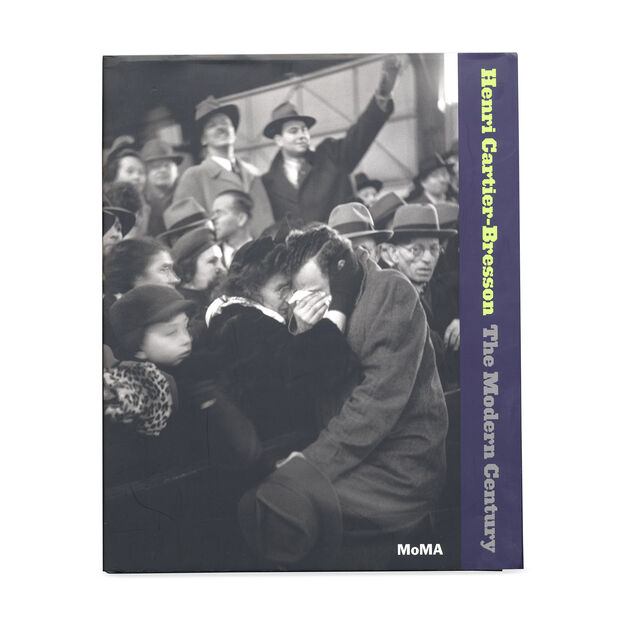 Henri Cartier-Bresson: The Modern Century (HC) in color