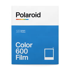 Polaroid 600 Double Film Pack in color