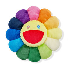 Murakami Flower Plush in color Multi