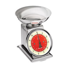 Speed-o-Meter Kitchen Scale in color