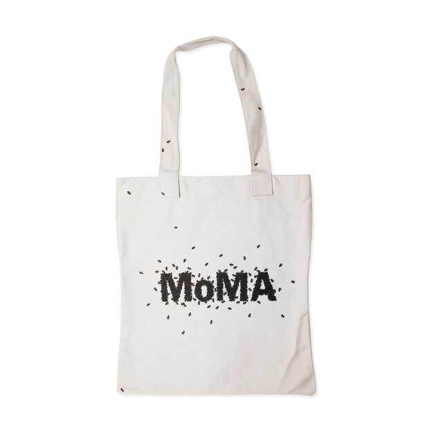 MoMA Ants Tote Bag in color