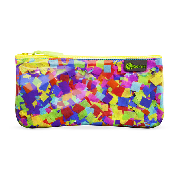 Confetti-Filled Pouches in color Pouch