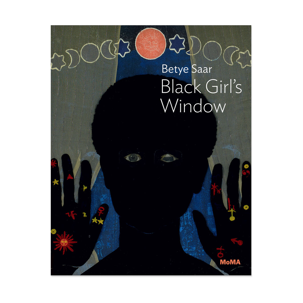 Betye Saar: Black Girl's Window - Paperback in color