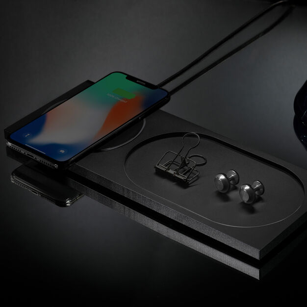 Tom Dixon Block Wireless Charger in color