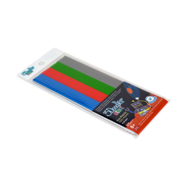 Color Plastic Pack in color Primary