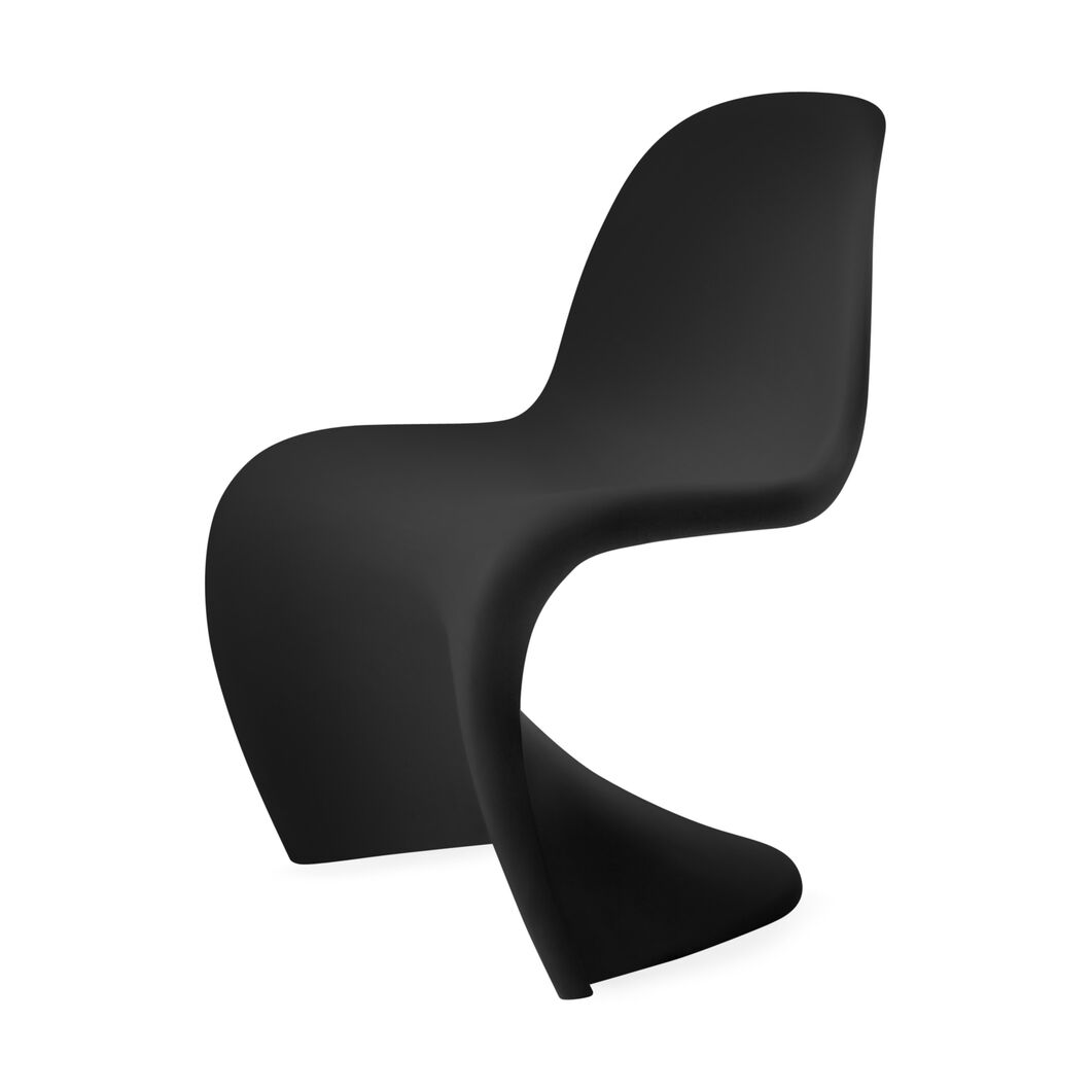 Panton Chair  Black in color Black