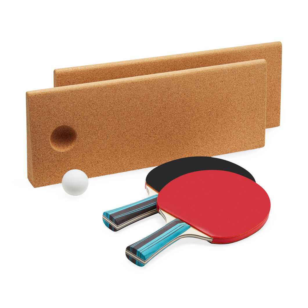 Corknet Ping Pong Set in color