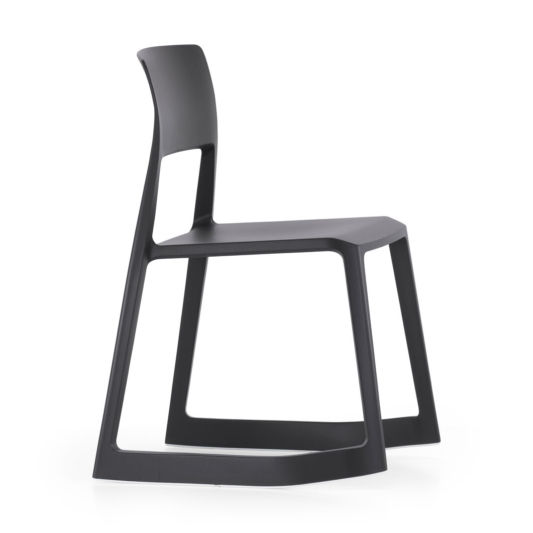 Tip Ton Chair in color Black
