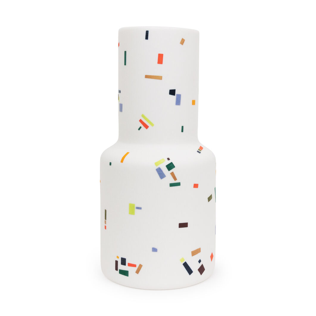 Epoca Porcelain Vase in color Multicolor
