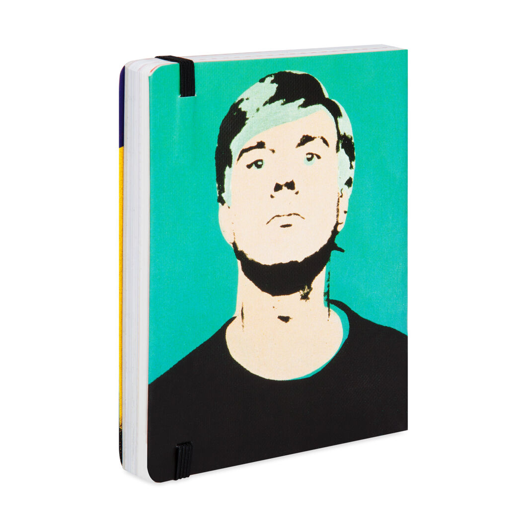 Andy Warhol Pocket Planner in color
