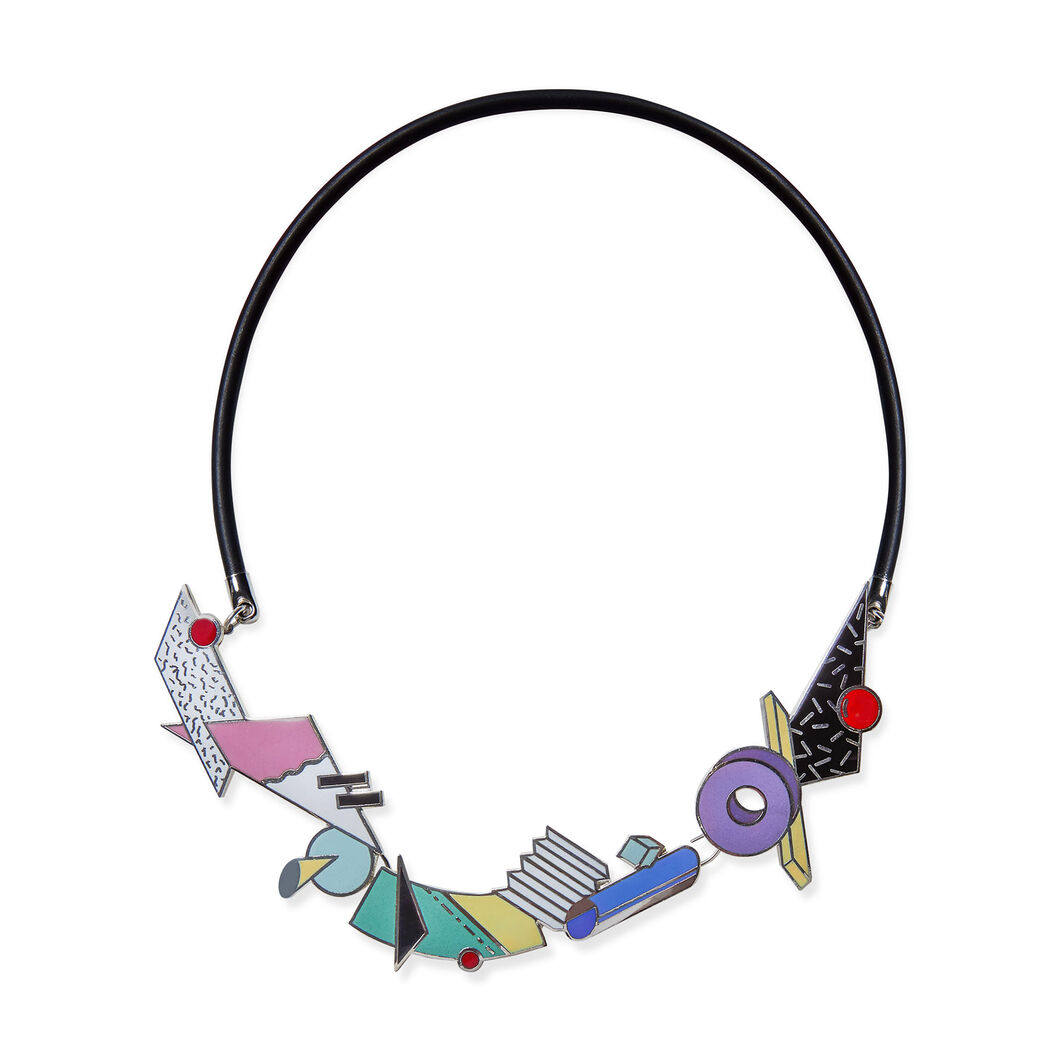 Memphis Jewelry in color