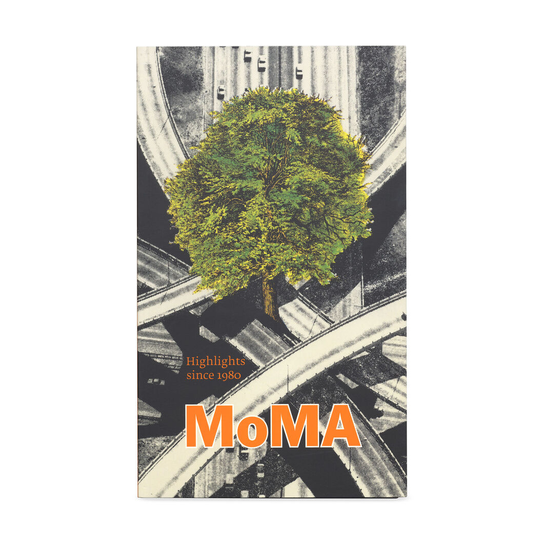 English MoMA Contemporary Highlights (PB) in color