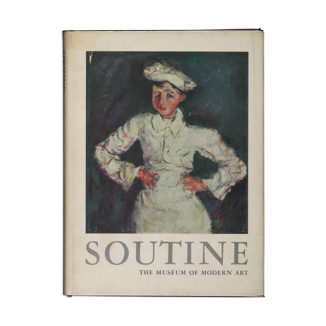 Soutine - Hardcover in color