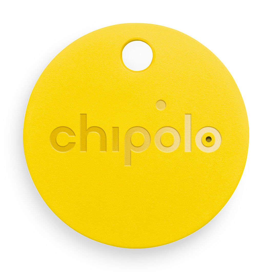 Chipolo Tracker 2.0 Classic in color Yellow