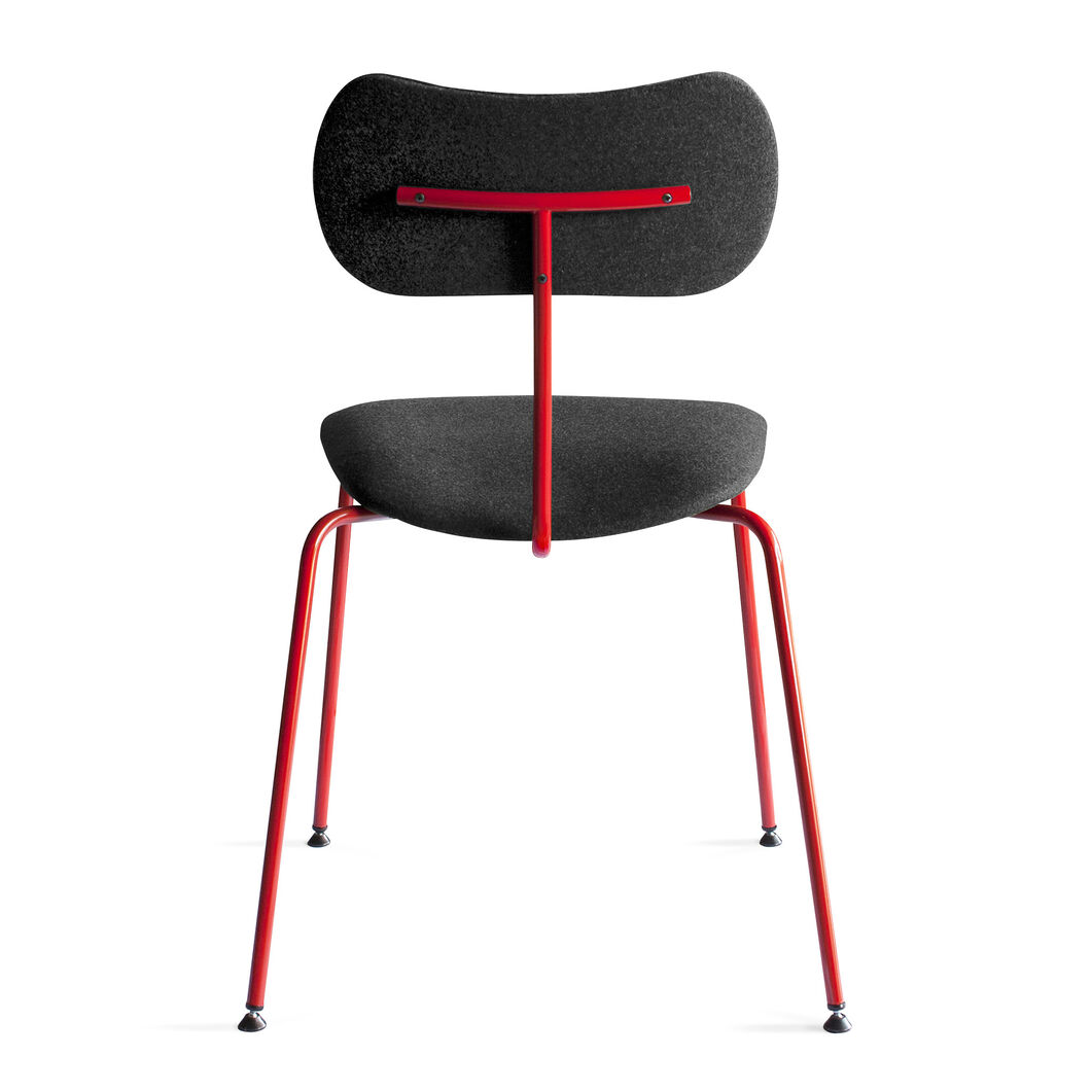 Nod Chair in color Grey