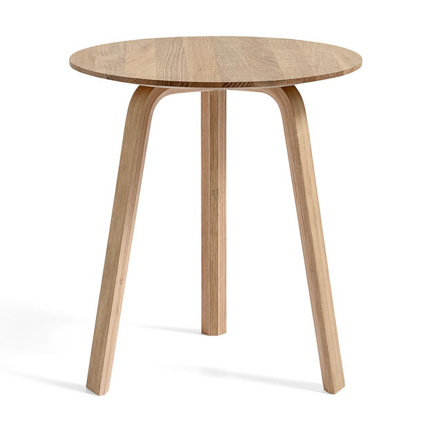 HAY Bella Side Table in color Oak