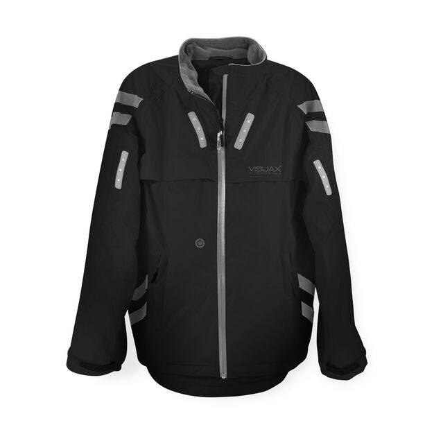 Commuter Jacket Black M in color Black