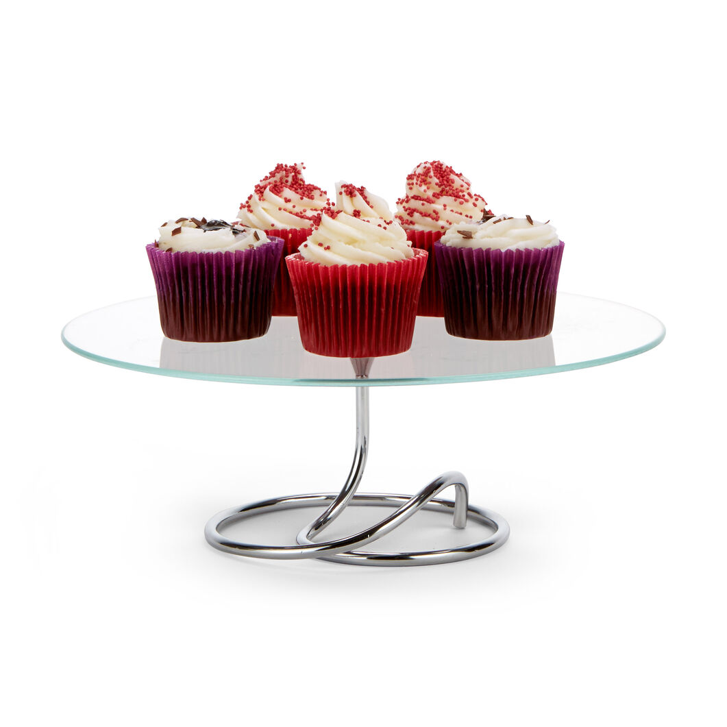 Loop Cake Stand in color