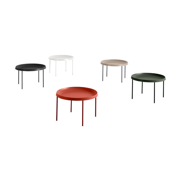 HAY Tulou Round Coffee Table in color