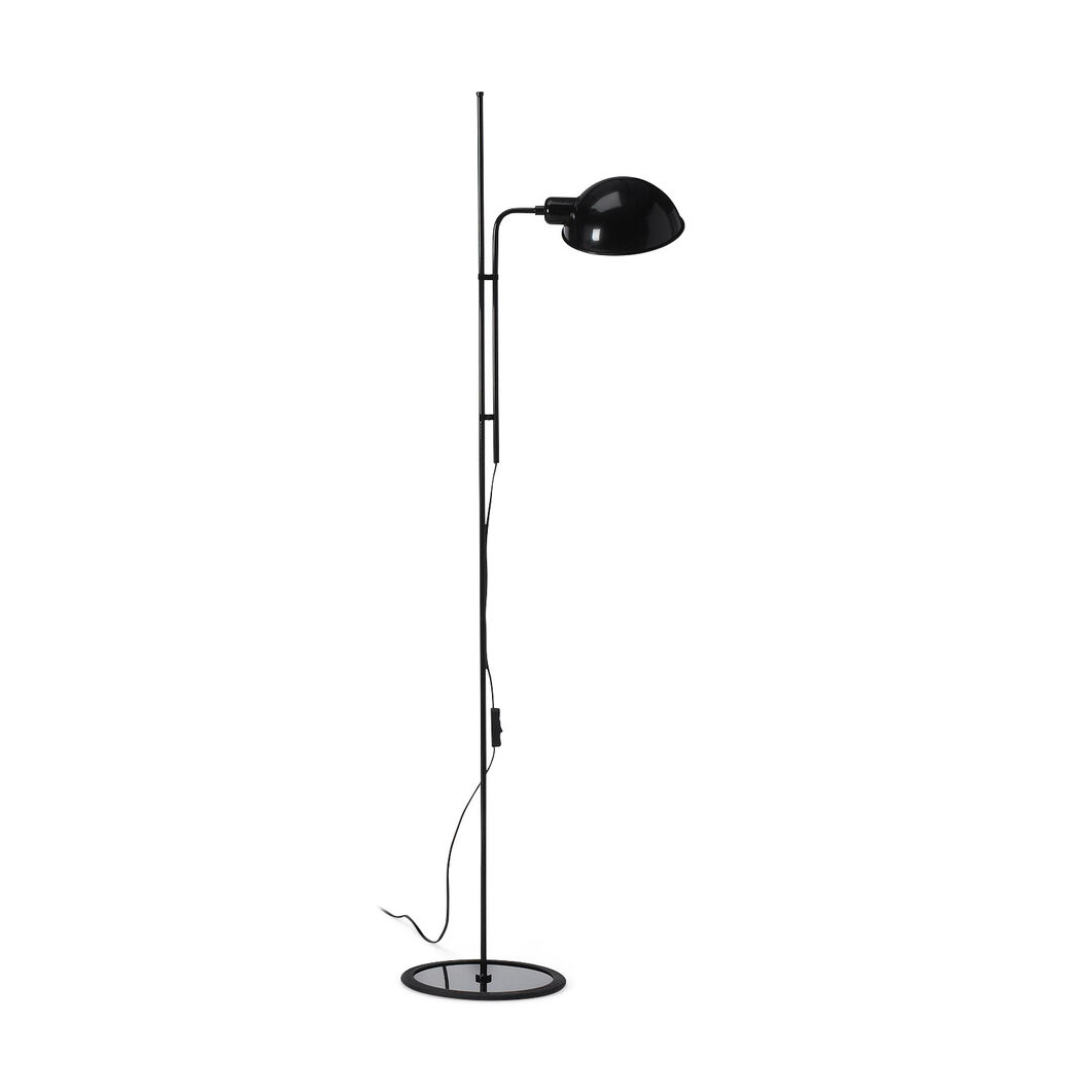 Funiculi Floor Lamps in color Black