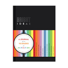 Bright Ideas Activity Book - Hardcover in color