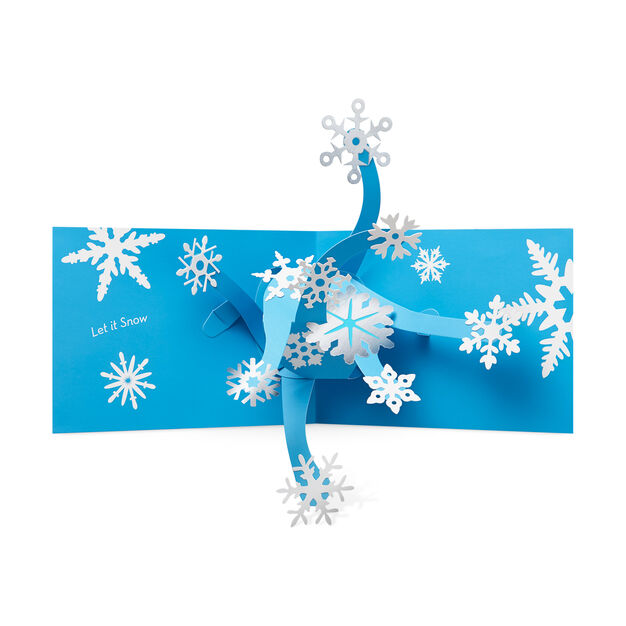 Let it Snow Holiday Cards (Box of 8) in color