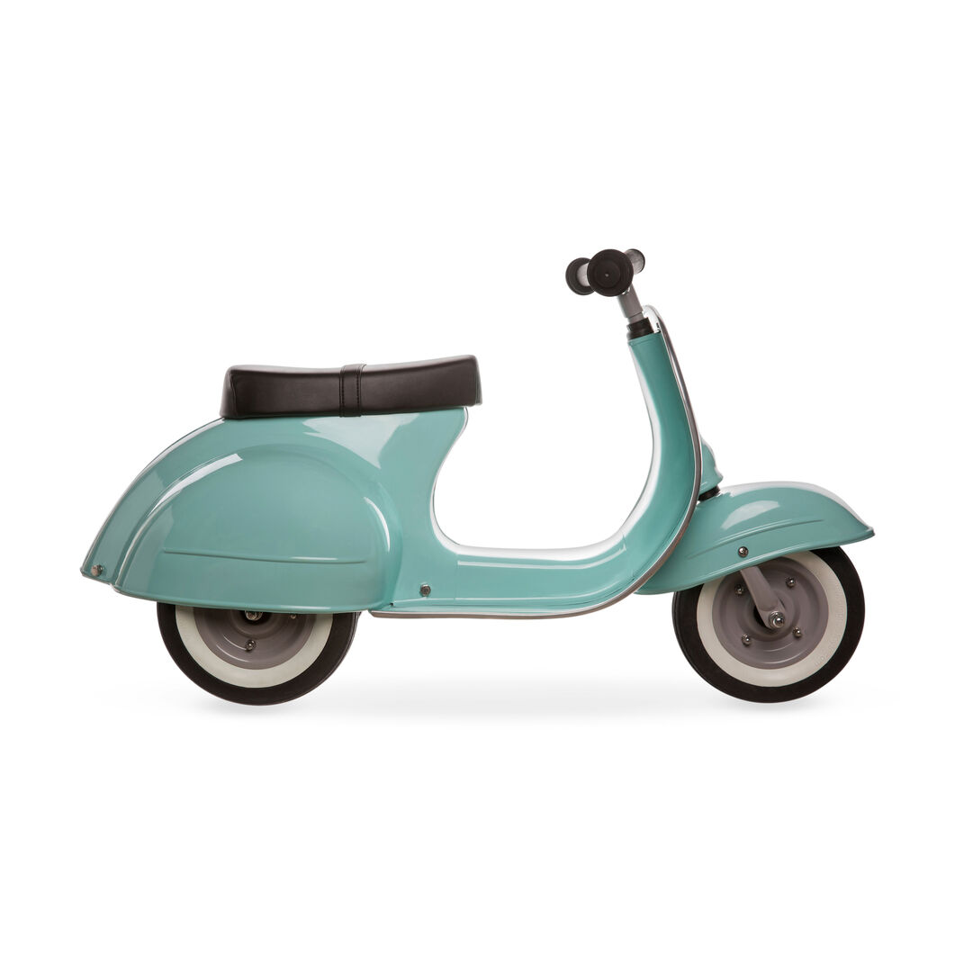 Primo Ride-On Push Scooter in color Mint
